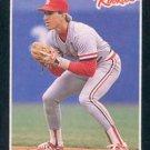 1989 Donruss Rookies #28 Tim Jones