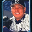 1991 Bowman #91 Katsuhiro Maeda