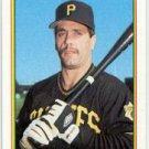 1990 Bowman 177 Wally Backman
