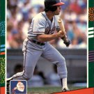 1991 Donruss 604 Mark Lemke