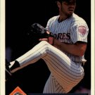 1993 Donruss 154 Greg W. Harris