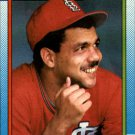 1990 Topps #257 Jose DeLeon - St. Louis Cardinals (Baseball Cards)