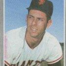 1970 Topps #276 Ron Hunt