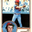 1983 Topps 197 Jim Eisenreich RC