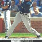 2010 Upper Deck Season Biography #SB187 Jody Gerut