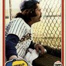 1981 Topps #135 Gorman Thomas
