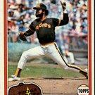1981 Topps #531 John Curtis