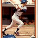 1981 Topps #537 Ron Hodges