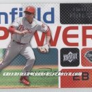2008 Upper Deck Infield Power #CU Chase Utley