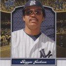 2008 Upper Deck Yankee Stadium Legacy Collection #4324 Reggie Jackson