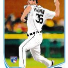 2013 Topps Update #US43 Luke Putkonen