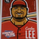 2012 Triple Play #33 Carlos Lee
