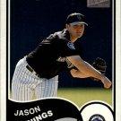 2003 Bazooka Minis #207 Jason Jennings