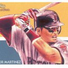 2010 Topps National Chicle #76 Victor Martinez