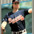 1989 Fleer 601 Zane Smith