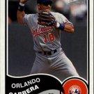2003 Bazooka Minis #143 Orlando Cabrera