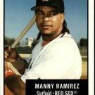 2003 Bowman Heritage #122 Manny Ramirez
