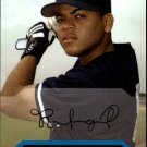 2004 Bowman #166 Rudy Guillen FY RC