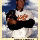 2005 Fleer Tradition #230 Daniel Cabrera