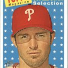 2007 Topps Heritage #478 Chase Utley AS