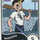 2003 Bazooka #7WS Bazooka Joe White Sox