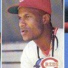 1988 Donruss Bonus MVP's #BC2 Eric Davis