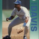 1992 Fleer 277 Alvin Davis