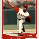 2004 Fleer Tradition #145 Ramon Ortiz