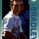 1992 Fleer 273 Scott Bradley
