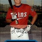 2004 Bowman #241 Luke Hughes FY RC