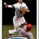 2012 Topps #598 Reid Brignac
