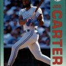 1992 Fleer 327 Joe Carter