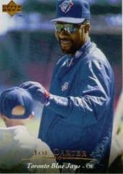 1995 Upper Deck #39 Joe Carter