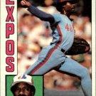 1984 Topps 552 Ray Burris