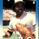 1987 Fleer #476 Eddie Murray