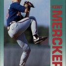 1992 Fleer 363 Kent Mercker