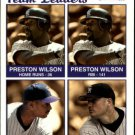 2004 Fleer Tradition #20 Wilson/Oliver/Jennings TL