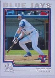 2004 Topps #135 Tom Wilson
