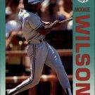 1992 Fleer 347 Mookie Wilson