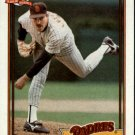 1991 Topps 448 Craig Lefferts