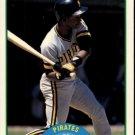1989 Score #83 Darnell Coles