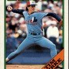 1988 Topps 529 Tim Burke