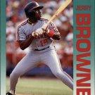 1992 Fleer 107 Jerry Browne