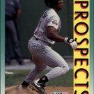 1992 Fleer 669 Jarvis Brown MLP