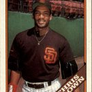 1988 Topps 568 Chris Brown