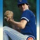1987 Fleer #573 Scott Sanderson