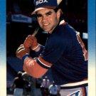 1987 Fleer #492 Julio Cruz