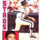 1984 Topps 422 Jose Cruz