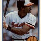 1983 Donruss #331 Benny Ayala
