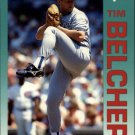 1992 Fleer 447 Tim Belcher